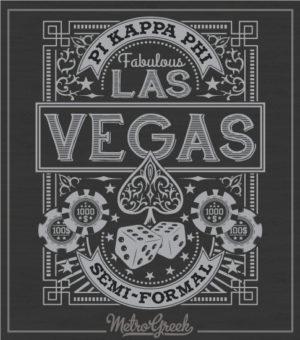 Pi Kapp Vegas Semi Formal Shirt