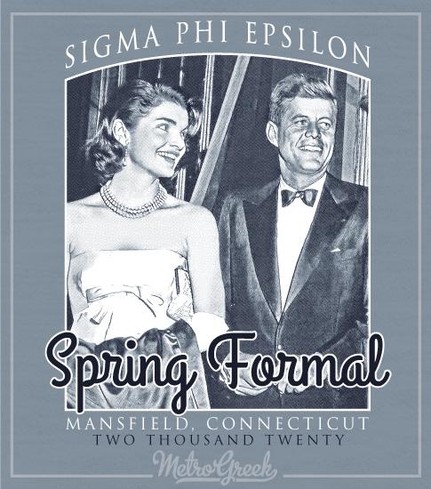 Sigma Phi Epsilon Spring Formal Shirt