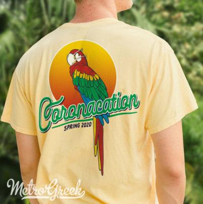 Coronacation Shirts
