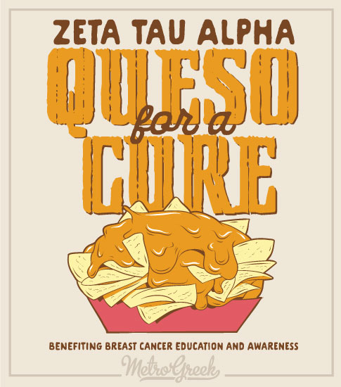 Queso for a Cure Zeta Tau Alpha