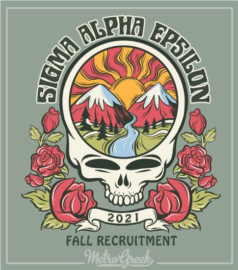 SAE Fraternity Recruitment Shirt
