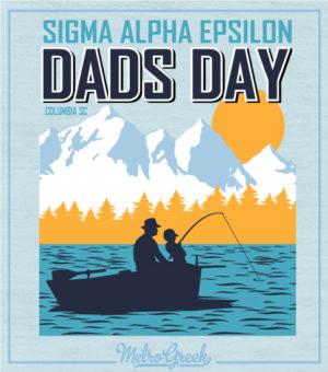 Dads Day Shirt SAE Fraternity