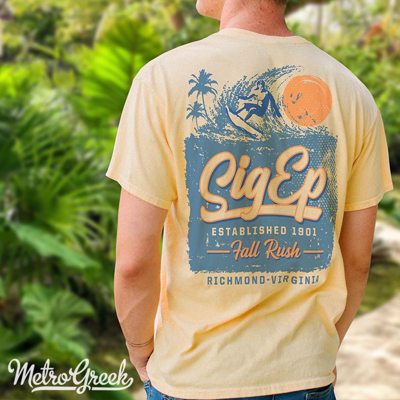 SigEp Rush Shirt