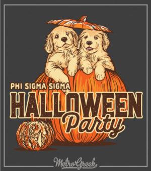 8526 Puppy Halloween Shirt