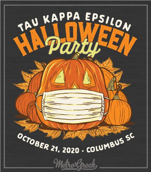 Teke Halloween Party Shirt