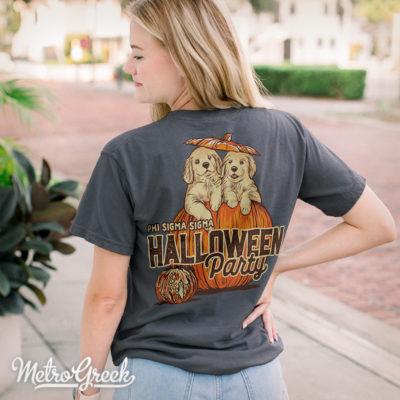 Sorority Halloween Shirt