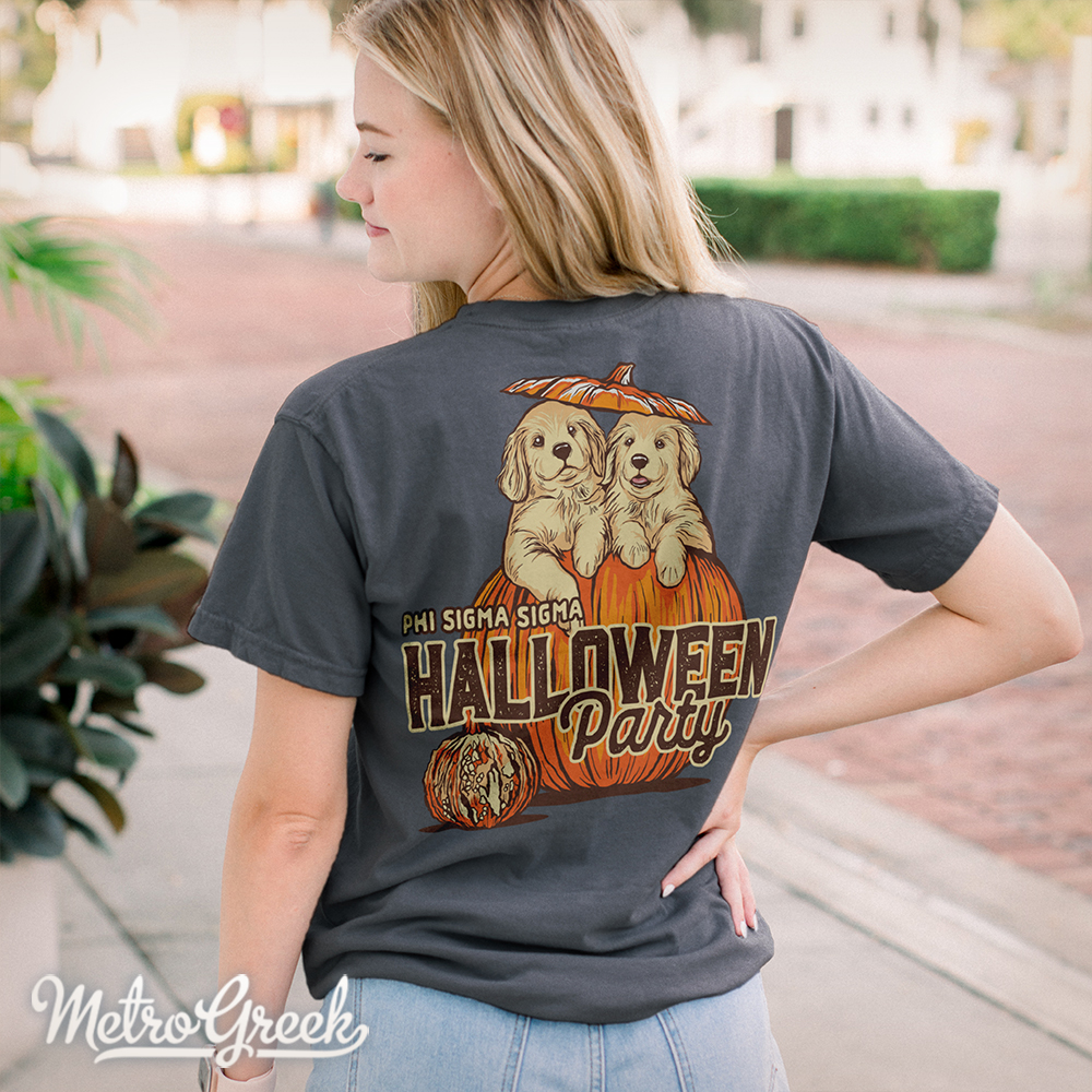 Sorority Halloween Shirt