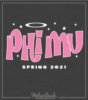 Phi Mu Sorority Shirt