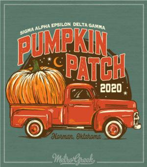 Pumpkin Patch Halloween Shirt