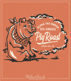 Fraternity Pig Roast Shirt