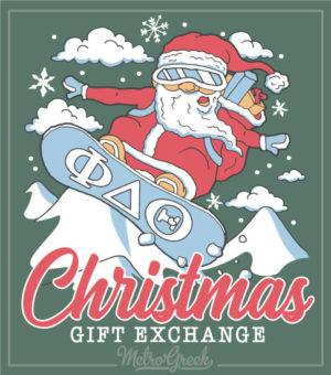 Christmas Party Santa Shirt