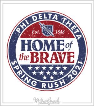 Fraternity Rush Shirt Phi Delt