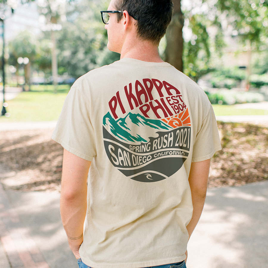 Fraternity Rush Shirt