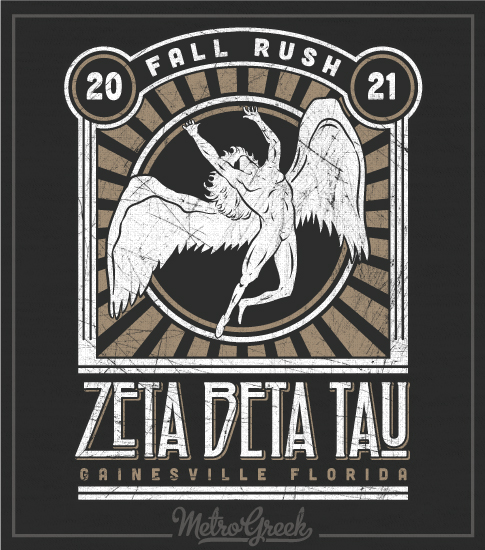 Fraternity Rush Shirt Rock n Roll