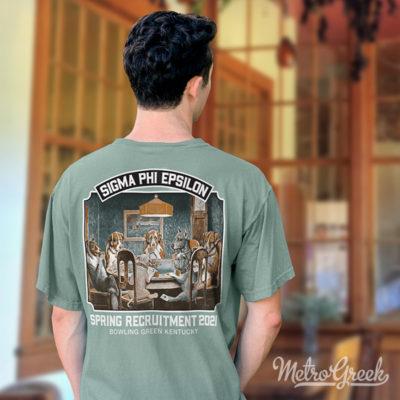 Fraternity Recruitment Shirt