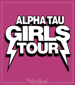 Sorority Recruitment Shirt Rock-n-Roll