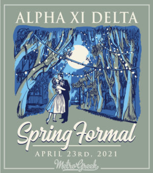 Formal Shirt Alpha Xi Delta