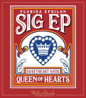 SigEp Queen of Hearts Shirt