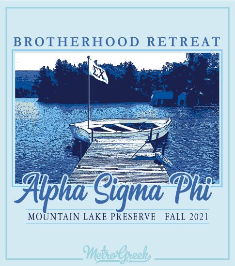 Fraternity Brotherhood Lake Retreat Shirt