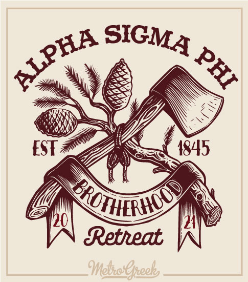 Fraternity Brotherhood Retreat Shirt