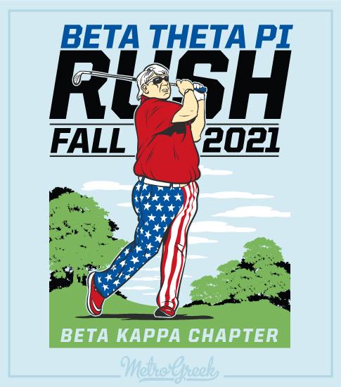 Fraternity Rush Shirt John Daly