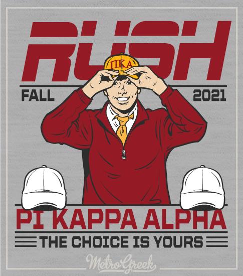 Fraternity Rush Shirt Signing Day
