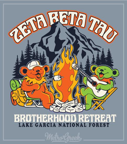 Brotherhood Retreat Shirts Bears